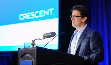 Mark Attanasio, Co-Founder and Managing Partner of Crescent Capital Group.